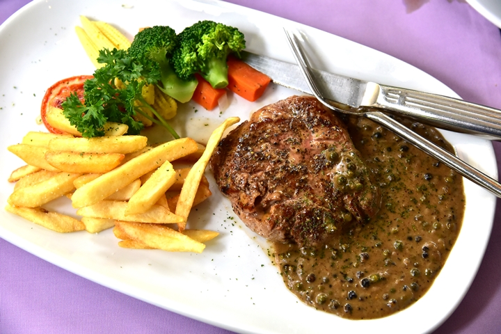 Pepper Steak (650+ บาท) (1)